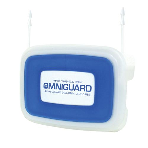 URINAL CLEANER FM02-30K-1 DEODORIZER DESCALER OMNIGUARD